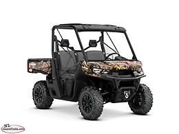 Fun 'n' Fast Deal - SAVE $3,700 on NEW 2019 Can-Am Defender XT HD10!