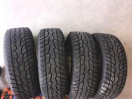 Chevy Cruze Winter Tires/ Rims And Parts