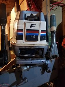 35 Evinrude NEEDS SOLD