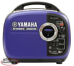 Yamaha Generators On Sale **Starting @ $949**