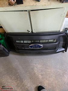 Grill for 2015-2016 and 2018-2019 Ford F-150