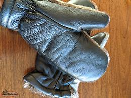 Seal Skin Mitts