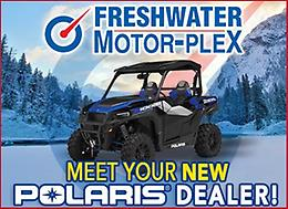 MEET YOUR NEW POLARIS DEALER!!