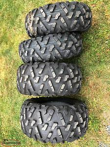 Maxxis Bighorn 2.0 8 Ply Tires