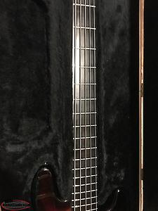 Squier Deluxe V Active Jazz Bass (Sunburst)