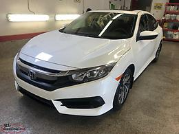 ( SOLD!!!) 2016 HONDA CIVIC E.X. SEDAN - (NEW WINTER TIRES INCLUDED)