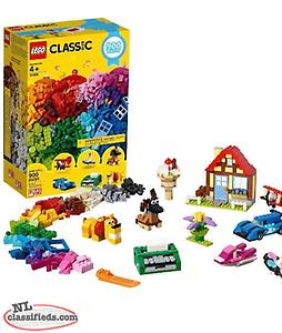 LEGO blocks 120 new