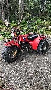 1984 Honda Atc Big Red 200ES