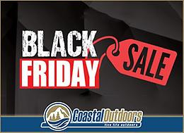 BLACK FRIDAY at Coastal Outdoors!