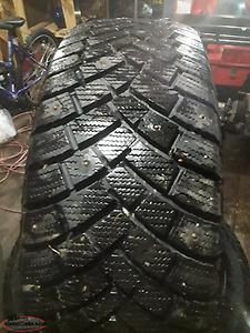 21565r16 studded winter tires