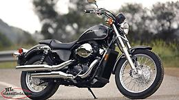 2010 Honda Shadow RS