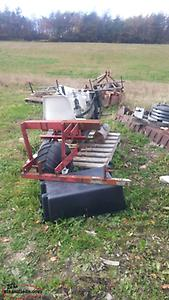 holland rotary one transplanter