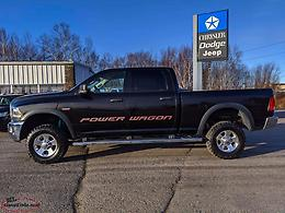 2016 RAM 2500 POWER WAGON 4X4 - ONLY 51,000 KILOMETRES; ACT FAST!!!!!!