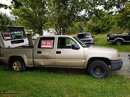 2005 CHEV PICKUP PARTS--4X4--CAB AND HALF AND CREW CAB