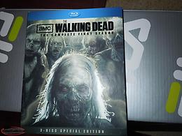 THE WALKING DEAD SEASON 1 BLUE RAY