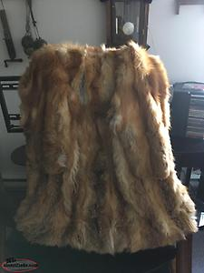 Old Fur Coat (Fox maybe)