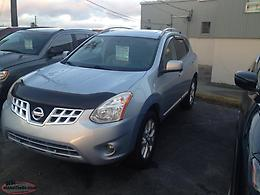2012 Nissan Rogue AWD, w/Bluetooth, H/Seats, S/Roof