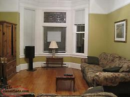 For lease downtown fully furnished 3 bedroom home !