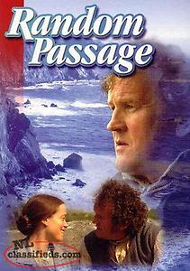 Random Passage 4-VHS BOX SET IN GREAT CONDITION. Starring Colm Meaney, Daniel Pa