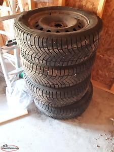 235 60 18in. tires and rims