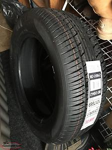 New all-season tire