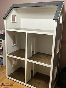 Doll House For American Doll Girl