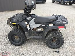 2006 Polaris Hawkeye 300