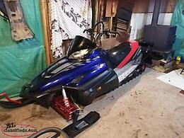 2006 Yamaha rs vector mountain 1000 4 stroke for sale or trade