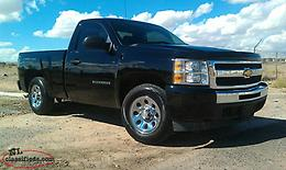 wanted to buy a chevy pick up truck