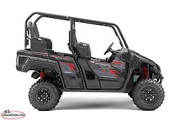 Save Up to $4,400 on a New 2019 Yamaha Wolverine X4 or X2