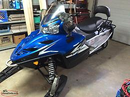 Polaris 2013 550 IQ LXT skidoo for sale