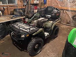 PARTING OUT Polaris Sportsman 450