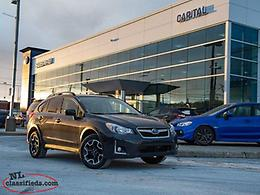 2016 Subaru Crosstrek Touring Pkg CVT-$ 184.71 B/W Tax In