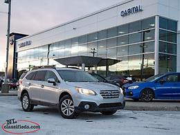 2017 Subaru Outback 2.5i Touring at- $228.68 B/W Tax In