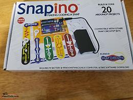 New Snapino (Snap Circuits)