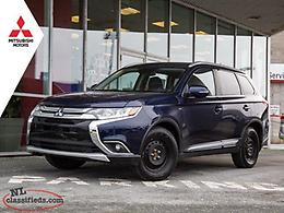 2016 Mitsubishi Outlander GT w/Navigation - $206 B/w Taxes In!