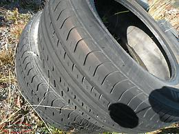 we deliver, 2 m/s tires 195/60/15