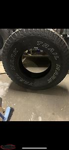 2 tires for sale
