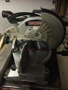 "CRAFTSMAN 10"" Chop Saw"