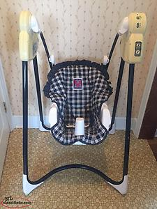 Fisher Price Peaceful Time Infant Swing