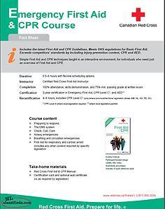 First Aid and Psychological First Aid Course