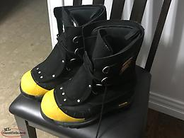 Dakota Welder Boots
