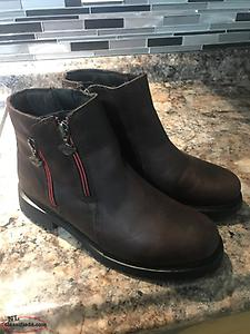 Ladies Harley bike boots