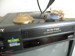 we deliver VHS Players 20 each