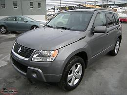2010 Suzuki Grand Vitara Auto, 4x4, 4 New Tires, Remote Start, Mint Condition