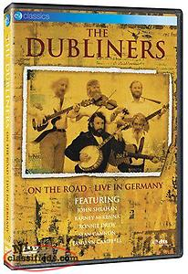 The Dubliners Live in Germany BRAND NEW SEALED DVD