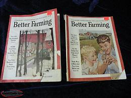 Newfoundland Country Gentleman the Magazine for Better Farming, 10 each
