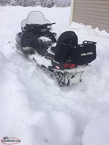 2007 Polaris 550 Trail Touring