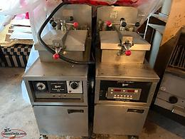 3ph Electric Deep Fryers