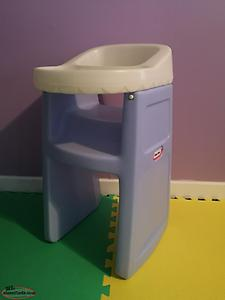 Little Tikes Doll High Chair
